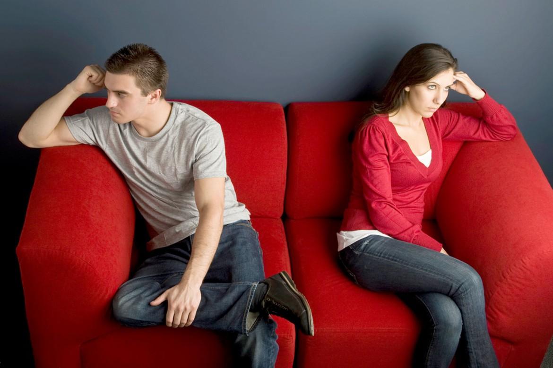 A-couple-having-Just-a-little-disagreement